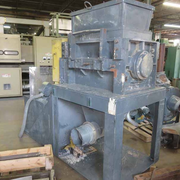 100 HP 18″ X 37″ Cumberland Model 1837H Granulator