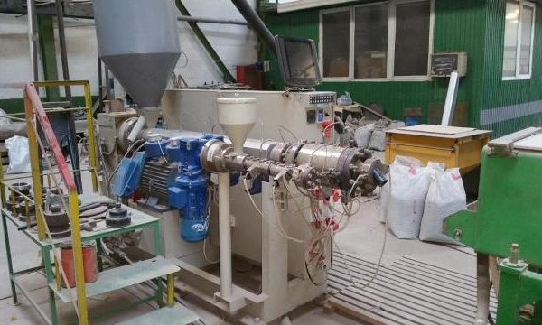 PE/PP Pipe Extrusion Line