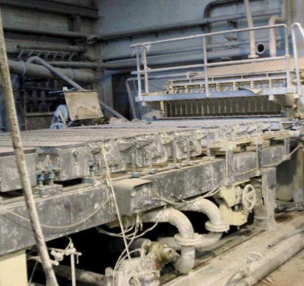 94″ (2.45M) Wide Tissue/Towel Machine