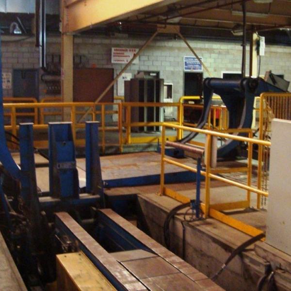 3200 Pkg per Day Valmet Lamb Roll Wrap Line