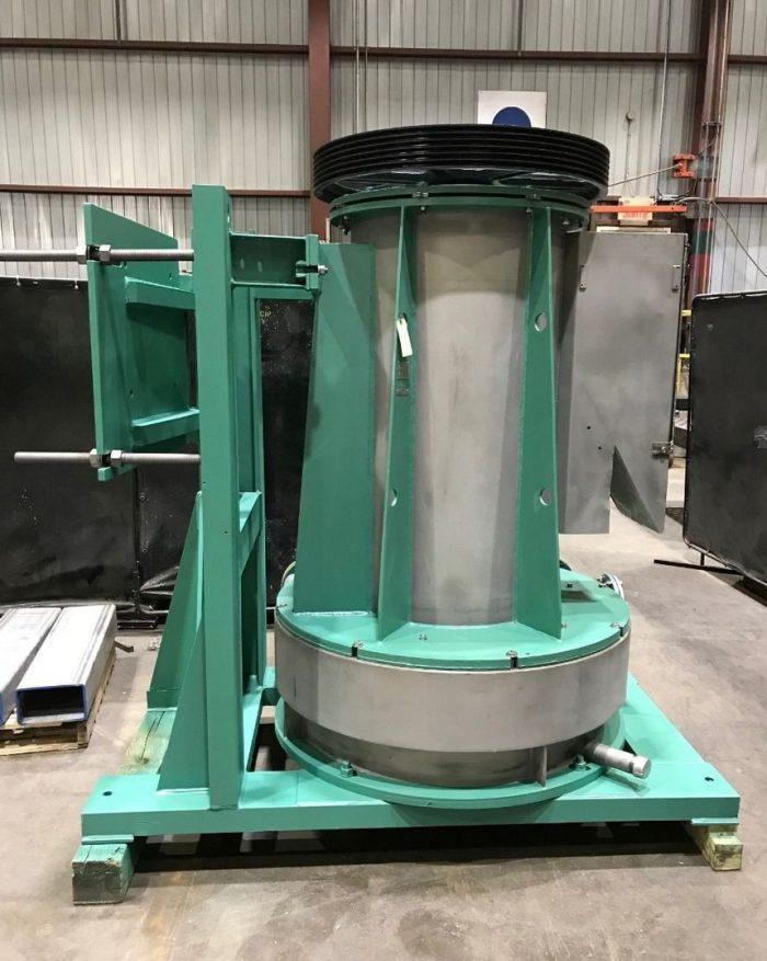 Used Voith Sulzer Combisorter - ZW62115 | Separator (Paper