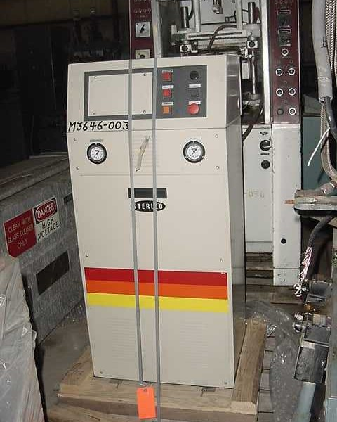 Used Temperature Control (Sterlco Type - Water), Used