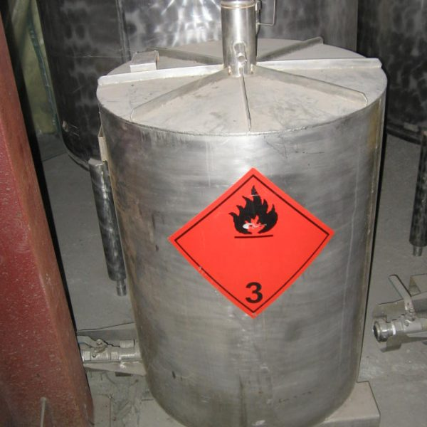 Stainless Steel Tanks in Europe Less than 5,000 Litres