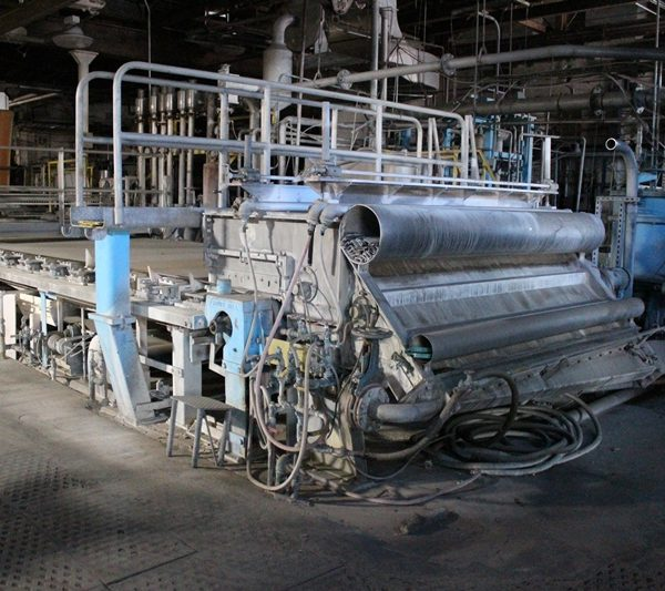 2.1M (85″) Fourdrinier Design Paper Machine
